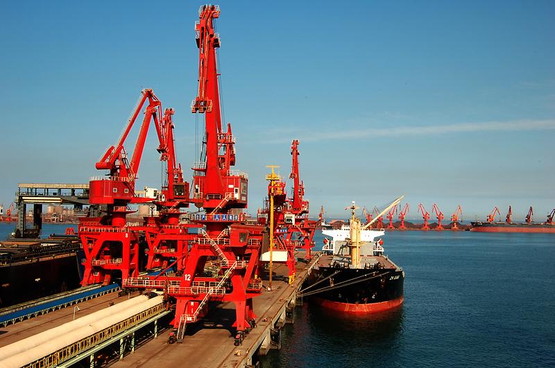 Benin River Port